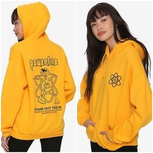 Disney Goofy Movie Powerline Stand Out Tour Hoodie